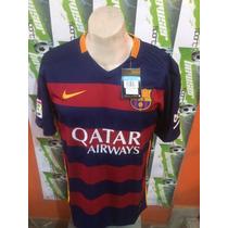 Jersey Nike Barcelona España Messi 2016 100%origin*no Clones