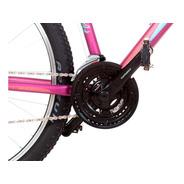 Bicicleta Topmega Flamingo Mtb Shimano R26 Mujer Mountain