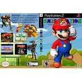 Emulador Super Nitendo Todos Jogos Patches Ps2 ,play 2