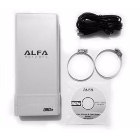 Antena Wifi Para Exterior Alfa Network Ubdo-gt8
