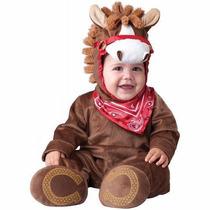 Disfraz Bebes Caballito Niño Niña Halloween Caballo Pony