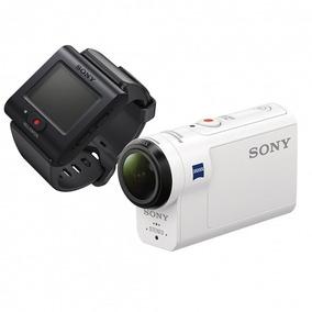 Filmadora Sony Hdr-as300r Action Cam Branco