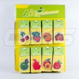 100x Pinos Aromaticos Surtido Aromas Air Freshner Comerciant