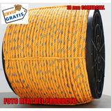 Cuerda Polipropileno 8mm Calidad Comercial 20 Kilos.