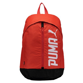 Mochila Puma Pioneer Ii Vermelha