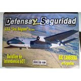Defensa Seguridad Revista Naval Nº34 Batallón 601 Bac