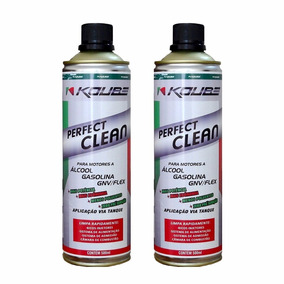 Koube Perfect Clean Combo 2 Unidades (flex/alcool/gas/gnv)