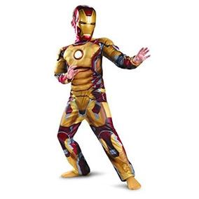 Disfraz Marvel Iron Man Movie 3: Hombre Hierro Mark 42 Boys