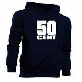 Blusa Moletom 50 Cent