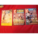 Clasicos U De Chile Y Colo Colo 1992-1997 Revista Triunfo(5)