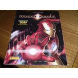 Album Iron Man Panini (r649