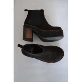 Zapatos Mujer Mishka Negros