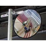 Espelho Segurança Convexo 30 Cm Controle Corredores De Lojas