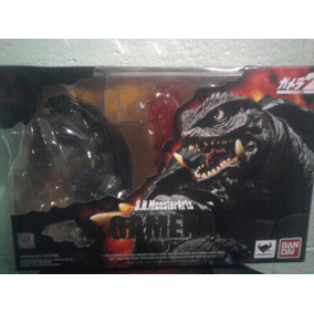 Godzilla Gamera De Lujo Monster Art Bandai Kaiju Ultraman