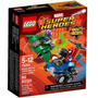 Lego Super Heroes 76064. Spiderman Vs Green Goblin Nuevo