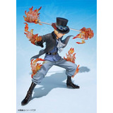 Figuarts Zero Sabo Figura Bandai Luffy Ace One Piece