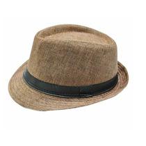 Sombrero De Playa Cafe Fedora Unisex Casual Y Elegante