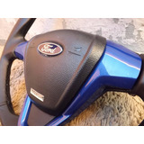Volante Titanium Ford Azul Ecosport /fiesta/ Ka/ Escort/