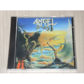 Cd Angel Dust - Into The Dark Past 1986 (europeu 6 Bônus)
