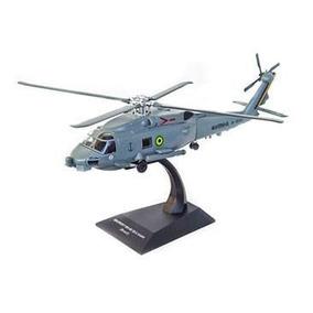 Helicóptero De Combate Sikorsky Mh-16 Sea Hawk Brasil Altaya