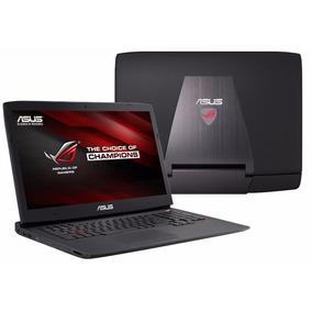 Notebook Asus Zx50v I7 2.6/8/1t/15.6 Gamer Geforce 940mh 2gb