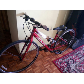 Bicicleta De Carreras Specialiczed 27 Vel. Aluminio Shimano