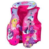 Colete Inflável My Little Pony Para Criança Kids
