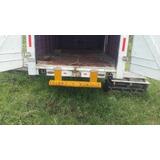 Cava De Aluminio Para Camion Cargo 815 Chasis Largo