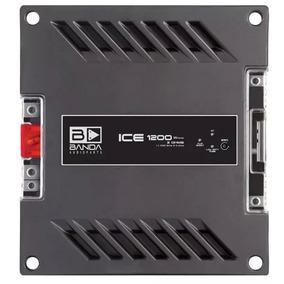 Modulo Banda Ice 1200 1200w Rms Mono Amplificador Potencia