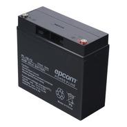 Batería Tecnología Agm, Vrla 12v 18a Terminal Tornillo Hex