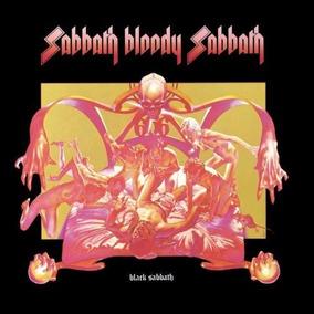 Lp Black Sabbath Sabbath Bloody Sabbath - Novo, Importado.