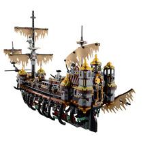 Lego Piratas Do Caribe 71042 Silent Mary, Pronta Entrega