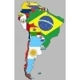 Gps Garmin Mapa Argentina Y Países Limítrofes.