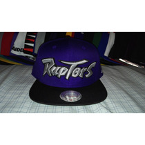 Gorra Snapback Mitchell And Ness Toronto Raptors