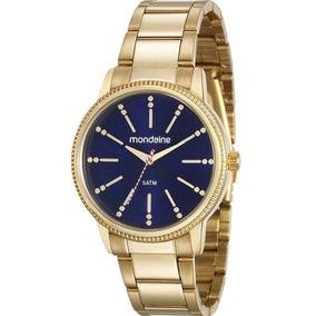 97f32a1985a Relógioi Mondaine Moda Feminino 12004lpmvde1. - Relógios De Pulso no ...