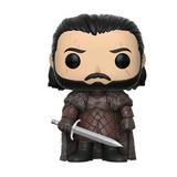 Figura Pop Game Of Thrones: Jon Snow - Funko