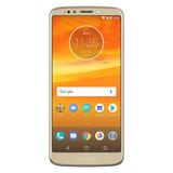 Smatphone Moto E5 Plus Dourado 16gb Câm 12mpx Tela 6