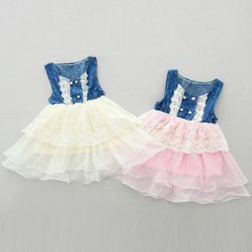 Vestido Tule Princesa Festa Menina