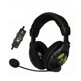 Oferta!! Audífonos Con Micrófono Turtle Beach X12 Xbox/pc