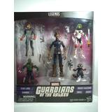 Set Guardianes De La Galaxia Tipo Universe 3.75 Legends Drax
