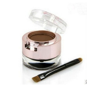 Maquillaje 3 En 1 Para Cejas Y Ojos Resistente Al Agua
