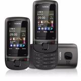 Nokia C2-05 Novo ( Lacrado ) Ideal P/ Idoso Lote C/ 5 Un.