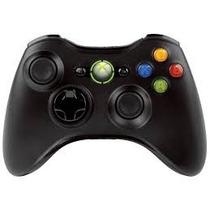 Controle Xbox360 Orignal Microsoft+wireles+novo+lacrdo+caixa