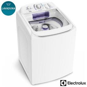 Lavadora Roupas Electrolux 16 Kg Branca Lavagem Lap16