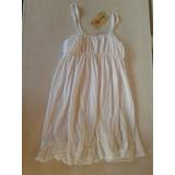 Vestido Blanco Como Quieres Que Te Quiera T. 40 Nuevo!!!