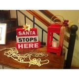 Cuadros,cajas,cubos De Madera .navidad! Merry Christmas!,etc