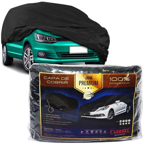 Capa De Couro Cobrir Carro Automotiva Protetora Impermeável