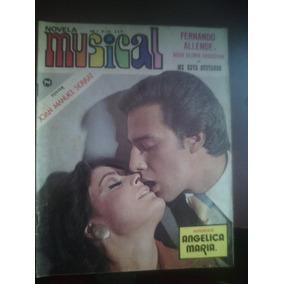 Fernando Allende Y Rosa Gloria C. En Fotonovela Musical