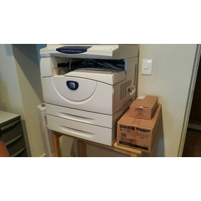 Xerox Workcentre 5020 Con 2 Charolas Extras 2 Toner 1 Tambor