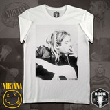 Remera Nirvana - Kurt Cobain